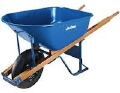 Where to rent WHEELBARROW 5.5 CF, BLUE in Boston MA