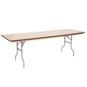 Where to find TABLE, BANQUET 8FT X 30  8-10 in Boston