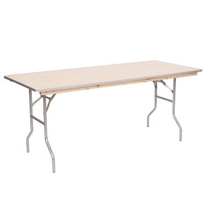 Where to find TABLE, BANQUET 6FT X 30   6-8 in Boston