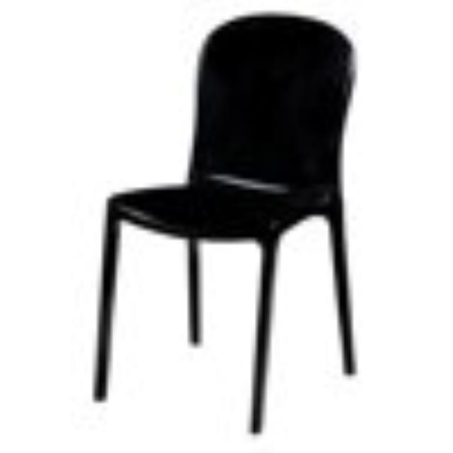Where to find Genoa Chair - Black in Boston