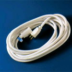 Where to find Extension Cord, White 50 in Boston
