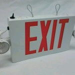 Where to find Exit Sign in Boston