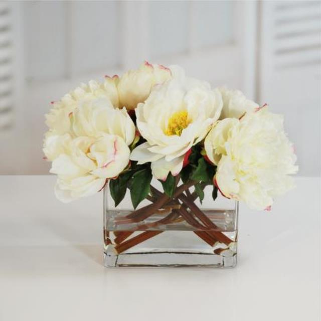 Peonies in glass vase rentals boston ma where to rent peonies in where to find peonies in glass vase in boston mightylinksfo