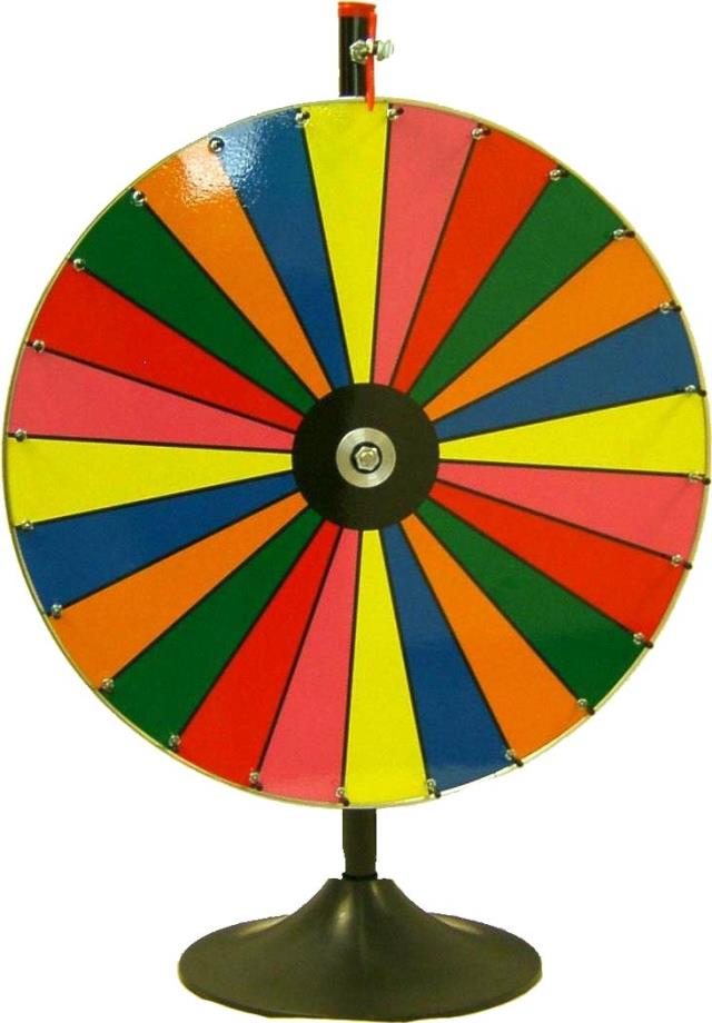 Where to find Game, Wheel of Chance Color W table Stnd in Boston