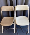 Where to rent CHAIR, BROWN FOLDING in Boston MA
