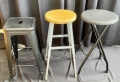Where to rent CHAIR, BAR STOOL BACKLESS in Boston MA