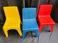 Where to rent CHAIR, KIDS SQUARE YELLOW BLUE OR RED in Boston MA