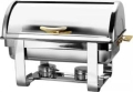 Where to rent Chafer, Roll Top gold acc. 8QT Round Hdl in Boston MA