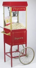 Where to rent POPCORN MACHINE 16 OZ KETTLE WITH CART in Boston MA